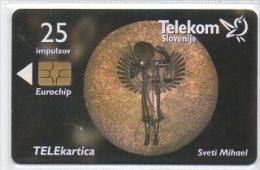 Telekom Slovenije 25 Impulzov - - Slovenia