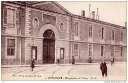 BORDEAUX - MANUFACTURE DES TABACS - Bordeaux
