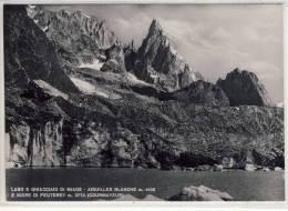Lago  E  Chiacciaio  Di  Miage - 1958 - Italy