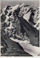 Courmayeur - Monte  Bianco - Versante  Est - 1957 - Italy