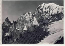 Courmayeur - Rifugio  Albergo  Torino - 1958 - Italia