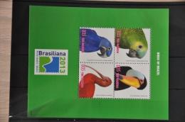 N 090 ++ GAMBIA 2013 BIRDS VOGELS OISEAUX MNH NEUF ** - Gambia (1965-...)