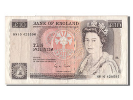 [#303014] Grande-Bretagne, 10 Livres Type Elizabeth II - 1952-… : Elizabeth II