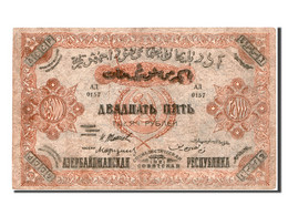 Russie, 25 000 Roubles Type 1920-23 - Russie