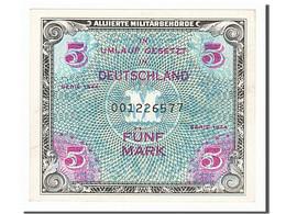 [#154545] Allemagne, 5 Mark Type 1944 - Altri