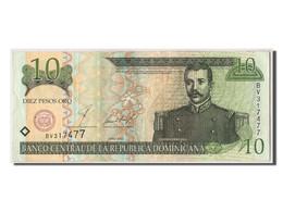 République Dominicaine, 10 Pesos Oro Type Mella - Dominicaine