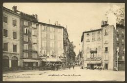 ANNONAY Place De La Rotonde (Hervé) Ardèche (07) - Annonay