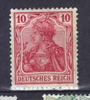 N° 84* (1905) - Unused Stamps