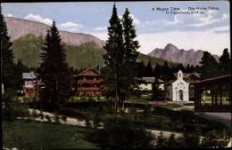 Cp Vysoke Tatry Slowakei, A Magas Tatra, Hohe Tatra - Slovacchia