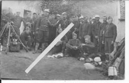 1carte Photo 85ème Régiment D´infanterie Lebel 1914-1918 14-18 Ww1 WWI 1.wk - Guerra, Militari