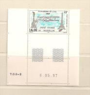 SAINT PIERRE ET MIQUELON  ( D15- 6966 )  1997  N° YVERT ET TELLIER  N° 77   N** - Nuevos