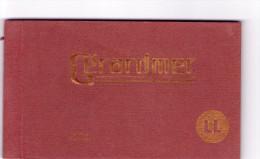 88 Vosges Gerardmer Carnet 12 Cartes Détachables Pub Autos-cars Walter - Gerardmer