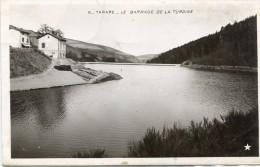 CPA 69 TARARE LE BARRAGE DE LA TURDINE 1910 - Tarare