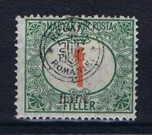 Romania - Transylvania, Mi Porto 2 MH/*, Occupation - Hungary - Transylvanie