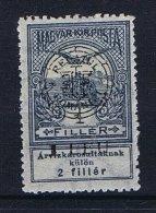 Romania - Transylvania, Mi   1 I ,Signed/signiert/ Approvato  MH/*, Occupation - Hungary - Transsylvanië