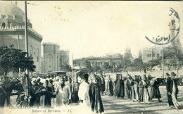 Escorte De Derviches Tourneurs - Un Enterrement En 1923 - Caïro