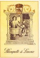 Dépliant Blanquette De Limoux - Alcools