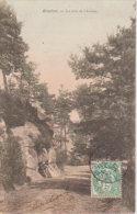 """1907 Bruyères """" Un Coin De L' Avison """" - Bruyeres"""