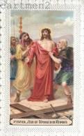 IMAGE PIEUSE JESUS-CHRIST SANTINI CANIVET RELIGION SANTINO - Images Religieuses