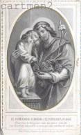 IMAGE PIEUSE A DENTELLES SAINT-JOSEPH PAR RUHIERRE SANTINI CANIVET RELIGION SANTINO - Images Religieuses