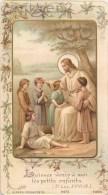 IMAGE PIEUSE PAR GERARD-DESGODETS SANTINI CANIVET RELIGION SANTINO - Devotion Images