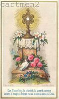 IMAGE PIEUSE PAR L. TURCIS SANTINI CANIVET RELIGION SANTINO - Images Religieuses