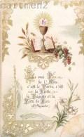 IMAGE PIEUSE SANTINI CANIVET RELIGION SANTINO - Andachtsbilder
