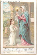 IMAGE PIEUSE PAR EDAN § RODHAIN RELIGION CANIVET SANTINI SANTINO - Images Religieuses