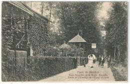 92 - (CHAVILLE) - Forêt De Meudon - Route Forestière De La Morte-Bouteille - Entrée De L'Ermitage De L'Etang D'Ursine - Chaville