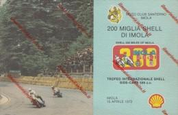 ** MOTO CLUB SANTERNO IMOLA.** - Motorsport