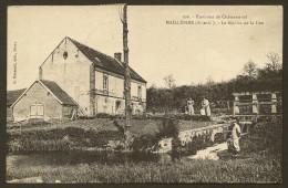 MAILLEBOIS Le Moulin De La Leu Pêcheur (Foucault) Eure & Loir (28) - Autres Communes