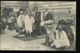 Paris 17e 11 Luna Park Un Coin De La Rue Du Caire PAD Très Animée - Distretto: 17