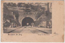 21226g PASSAGE à NIVEAU - AGUILLAGE - TUNNEL De HUY-TILLEUL - 1901 - Hoei