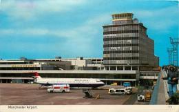 MANCHESTER        AEROPORT   AIRPORT       AVION  BRITISH AIRWAYS