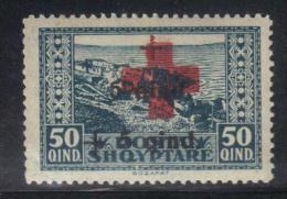 SS2727 - ALBANIA , Croce Rossa Yvert  N.  143  ***  MNH - Albania