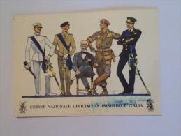 UNIONE NAZ. UFFICIALI IN CONGEDO F.G.--23-- - Uniformi