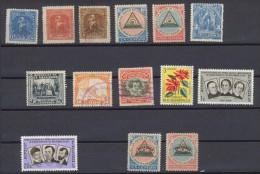 Salvador 1893 - 1960 Petit Lot  De Timbres Oblitérés Et  *MH - Salvador