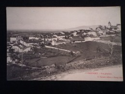TREFFORT - VUE GENERALE - Autres Communes
