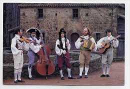 YOLE MUSICIENS ROUTINIERS   85 VENDEE   LE GRAND LOGIS DE CHATEAUMUR LA FLOCELLIERE - France