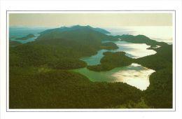 1 AK Kroatien * Insel Mljet Ein Nationalpark Auf Der Karte Sind Die Beiden Seen Veliko Und Malo Zu Sehen * - Croazia