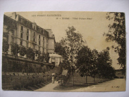 Cpa  VITTEL Hotel PALACE - Vittel Contrexeville
