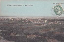 23322 Sennecey -le- Grand, Vue Generale - BF Chalon / Saone 9227 ?  - - France