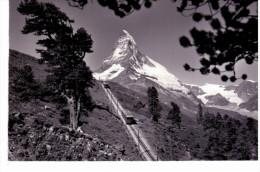 Zermatt - Die Gornergratbahn - VS Valais