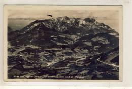Blick Vom Jenner Auf BERCHTESGADEN Und Untersberg ,  1941 - Berchtesgaden