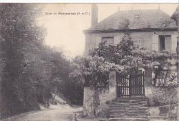 23324 Sermaise -- L 'ecole -éd Hameau Pliot -Rochefort En Y - Glycine En Fleur - France