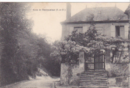 23324 Sermaise -- L 'ecole -éd Hameau Pliot -Rochefort En Y - Glycine En Fleur
