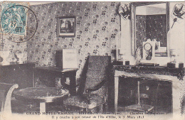 23325 SISTERON - Grand Hôtel VASSAIL - Chambre De Napoléon 1er Coucha Retour Ile Elbe -ed Clergue Lib Moderne - Sisteron