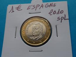 1  EURO  ESPAGNE  2010 Spl - Spain