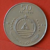 CAPE VERDE  50  ESCUDOS  1994   KM# 37  -    (Nº05623) - Cap Vert
