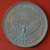 AZORES  100  ESCUDOS  1995   KM# 47  -    (Nº05632) - Azores